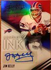 2014 absolute jim kelly super rare auto 1 1 #d 5 5