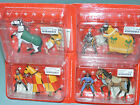 BATTLE KNIGHTS 4 Figure Set MISB!