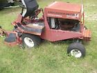 Toro Groundmaster 345 72 Mulching deck Ford 4Cyl Gas