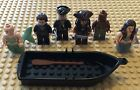 Lego Whitecap Bay 4194 Pirate of the Carribean 2 MERMAIDS JACK SPARROW