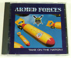 Armed Forces - Take on the Nation CD 1991 Bizarre/Straight - 90s Thrash Metal