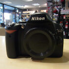 Used Nikon D40 DSLR Body (14,887 actuations) - 1 YEAR GTEE