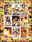 Congo 2005 Cinema Friends Sheet imperf. MNH** Privat !