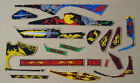 New! Williams Black Knight Pinball Machine Plastic Set 30C-500-SET Free Shipping