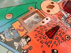 New! Stern Monopoly Pinball Machine Chance Scoop Protector Free Shipping!