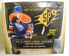 2011-12 Upper Deck Spx Factory Sealed Hockey Hobby Box