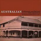 Australian Folksongs and Ballads by John Greenway.