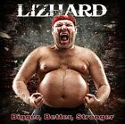 Bigger, Better, Stronger by Lizhard.