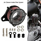 For Harley Sportster XL 883 1200 2004-2016 Air Cleaner Intake Filter System Kit