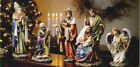 165 Inch High Scale Josephs Studio 6 Pc Nativity Scene 33010