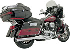 Bassani Manufacturing FLH 757 B4 Straight Exhaust System Chrome