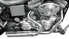 Bassani Manufacturing DNG 325F Pro Street Exhaust System Slash Cut Chrome