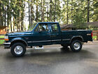 Ford F 250 XLT 1997 ford f 250 powerstroke xlt 4 x 4 short bed 5 speed low mile excellent condition