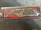 VINTAGE 1930s 1940s RAWLINGS OFFICIAL LEAGUE DOZEN BASEBALL BOX Something Inside