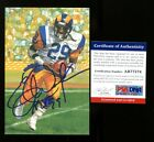Eric Dickerson Cards, Rookie Card and Autographed Memorabilia Guide 34