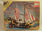 6285 Black Seas Barracuda LEGO 1989 pirate ship  - BOX ONLY