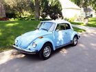 Volkswagen Beetle Classic Super Beetle 1979 VW Super Beetle Convertible Only 28K Original Miles