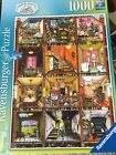 Ravensburger Colin Thompson-Higgledy Piggledy House Jigsaw Puzzle (1000 Pieces)