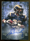 2013 Topps Inception Football Rookie Autographs Guide 50
