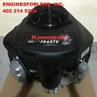 KAWASAKI FR651V DS09 R V TWIN for ZERO TURN LAWN MOWER REPOWER ENGINE MOTOR NEW