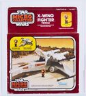 Star Wars Vintage Micro Collection X-Wing Fighter MISB AFA 75