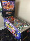 Monster Bash Pinball - Great Condition - New Plastics and Cabinet Art - Williams