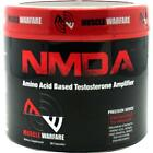 Muscle Warfare NMDA  Testosterone Booster Muscle Growth Supplement, 90 Caps