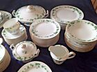 Wentworth Went Worth China Hedera Pattern 83 Piece Set Vintage 1970's  Japan