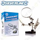 LARGE HELPING HAND SILVERLINE QUALITY Electronics/Hobby/Solder/Model Painting