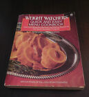 Weight Watchers Quick and Easy Menu Cookbook  Over 250 Seasonal Recipes and