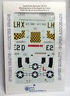 1/48 SuperScale Decals 48-707 P-51B MUSTANG ACES Eigth Air Force  mint