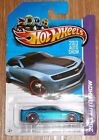 Mattel Hot Wheels 2013 Auto Show Chevy Camaro Special Edition Red Line Tires