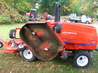 2001 Jacobsen HR5111 11 foot cut with only 1651 hours Kubota 50 hp diesel