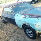 1967 Ford Mustang COUPE 1967 for $1200 dollars