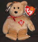 TY TRUE the CANADIAN EXCLUSIVE BEANIE BABY KEY CLIP - MINT with MINT TAGS