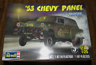 REVELL 53 CHEVY PANEL TRUCK MODEL KIT SEALED IN PLASTIC UNOPENED 1:25TH SCALE