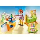 Playmobil 5304 Baby Room With Cradle New