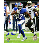 NY Giants Rookie WR Sterling Shepard Signed New York Giants 16x20 Photo