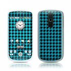 DecalGirl HMT3 HTOOTH BLU HTC My Touch 3G Skin Teal Houndstooth Huge Saving