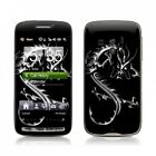 DecalGirl HTP2 CHROMEDRAGON HTC Touch Pro 2 Skin Chrome Dragon Free Delivery