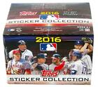 2016 TOPPS MLB STICKERS BOX SEALED 50 PACKS PER BLOWOUT!!