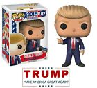 Donald Trump Bobblehead Vinyl Doll President Toy Gift Collectible Action Figure