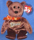 TY COCO PRESLEY the (BROWN) BEANIE BABY - MINT with NEAR MINT TAG