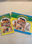 Abeka 1st grade READING Set of 2 books Secrets and Surprises Teacher Edition