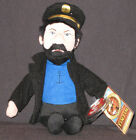 TY CAPTAIN HADDOCK the BEANIE BABY - MINT TAGS (THE ADVENTURES OF TINTIN)