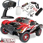 Traxxas Slayer Pro 4x4 Nitro RTR Short Course RC Truck w/TSM - #47 MIKE JENKINS