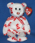 TY DISCOVER the BEAR BEANIE BABY - CANADIAN EXCLUSIVE - MINT with MINT TAGS