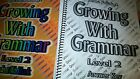 Growing with Grammar Level 2