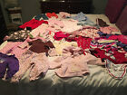 Lot Of 6 to 9 months Baby Girl Clothes