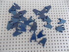 Lego 44676 Flag 2x2 Trapezoid Star Wars, City, Castle, Pirate lot of 30 Dark Blu